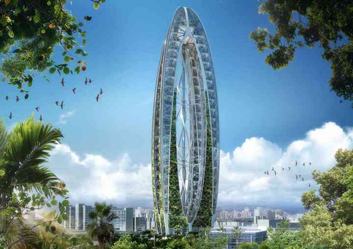 9 Facts About The Bionic Tower