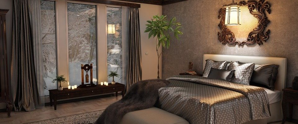 How to Turn Your Bedroom from Lacklustre to Luxurious