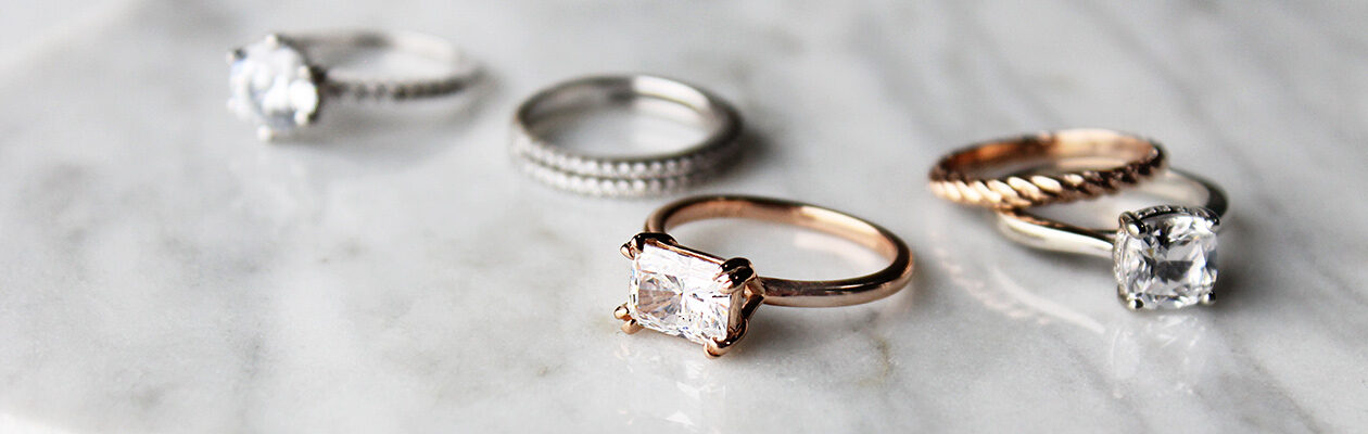 Engagement Ring Styles in Trend this Season