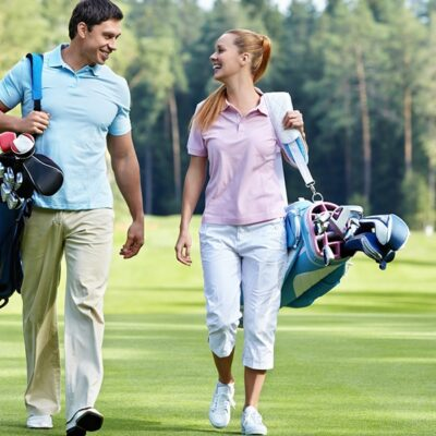 Going Golfing Doesn't Mean Dressing Ugly: How to Tee Off in Style