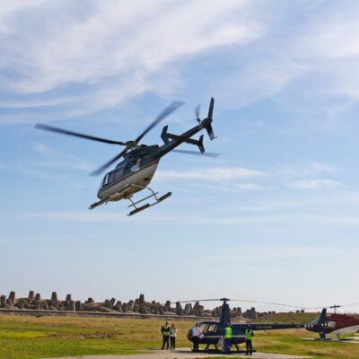 Why Take a Helicopter Tour